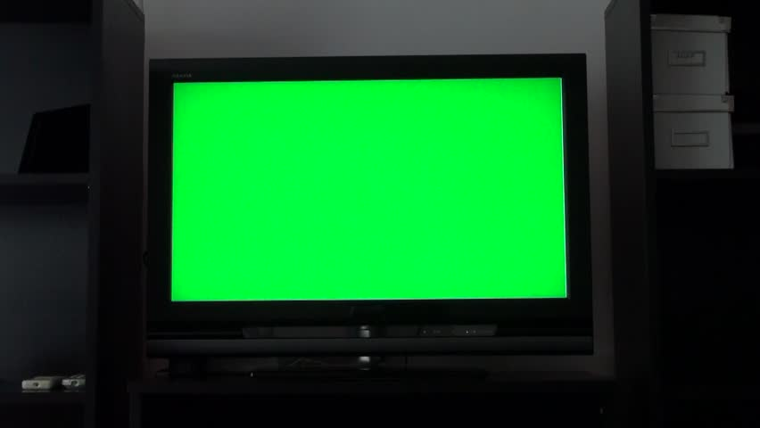 how to set up a green screen