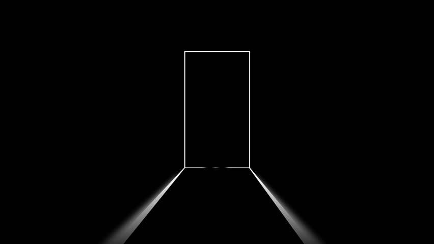 Opening Door Light