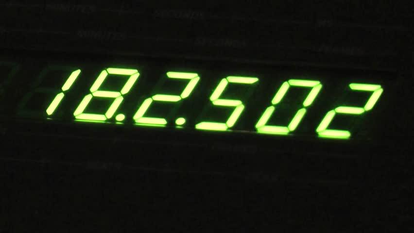 Audio Timecode Monitor