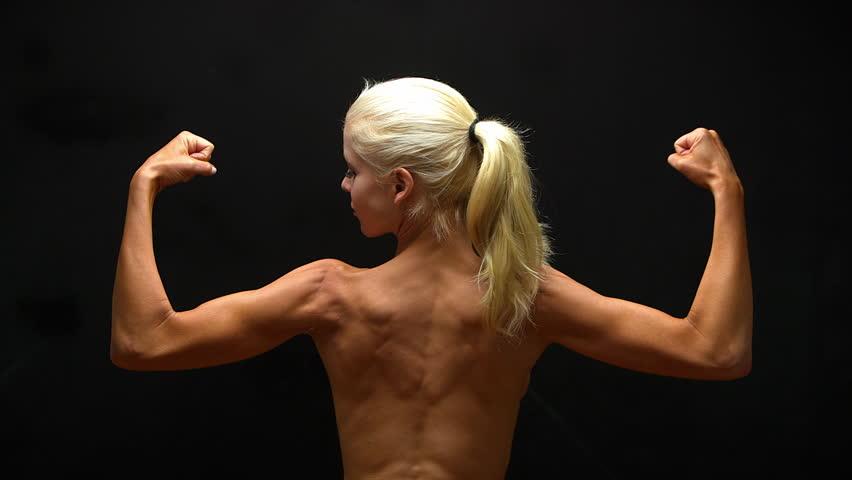 Bodybuilders Women Stock Footage Video - Shutterstock