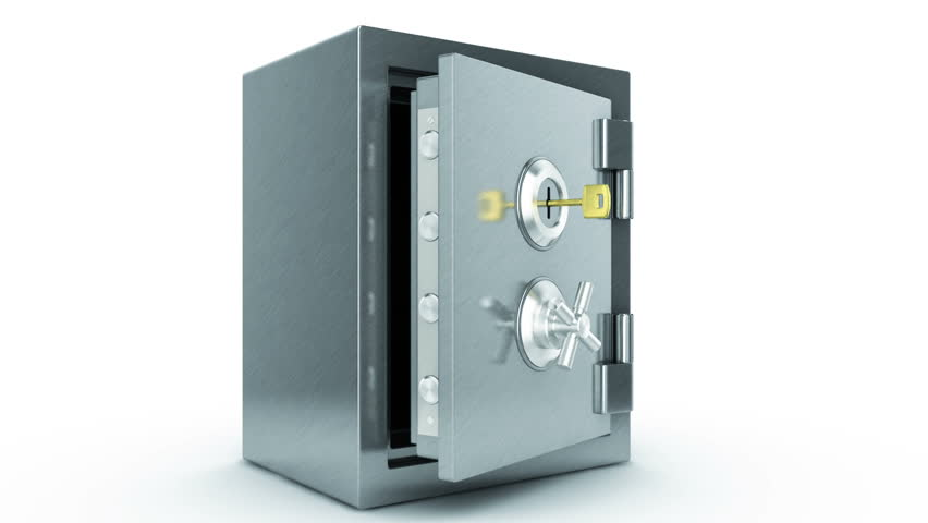 Open Safe Stock Footage Video 11430809 - Shutterstock