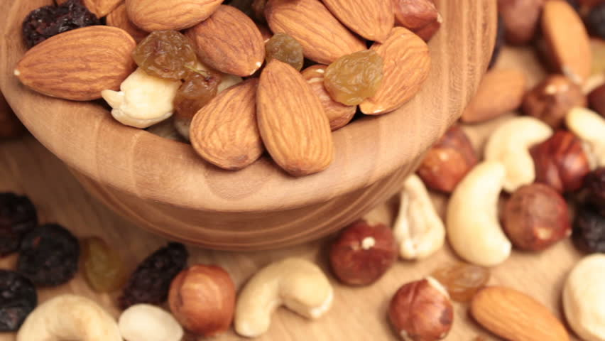 Header of nut