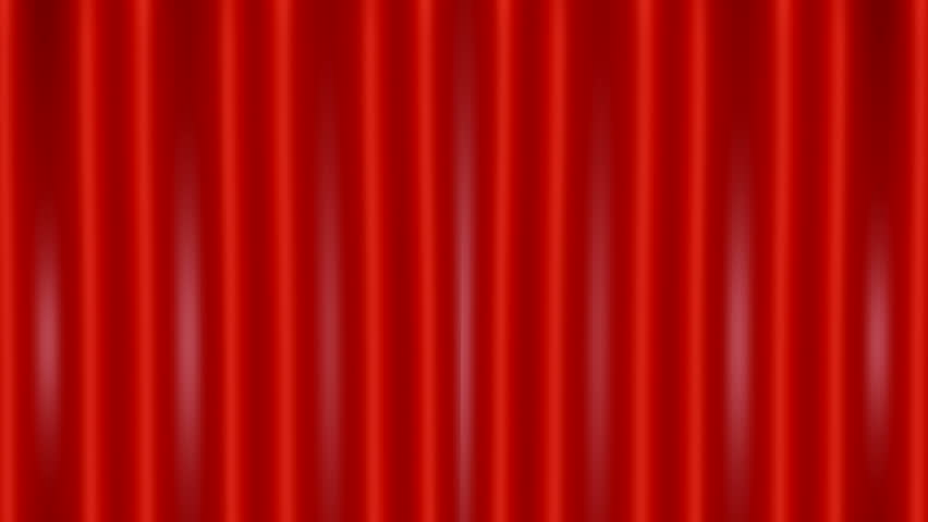 Red Curtain Opening HD1080