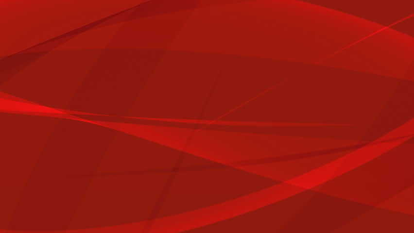 Elegant Waving Canvas 7 - Red - Background Loop