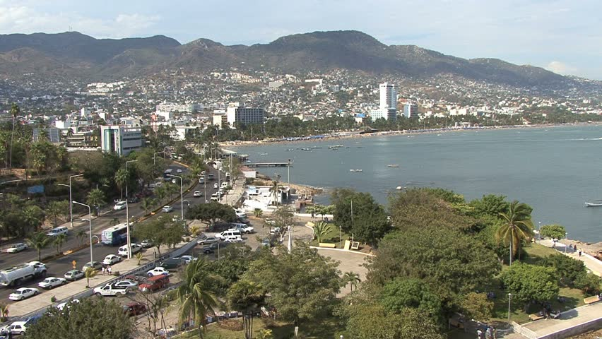 Header of Acapulco