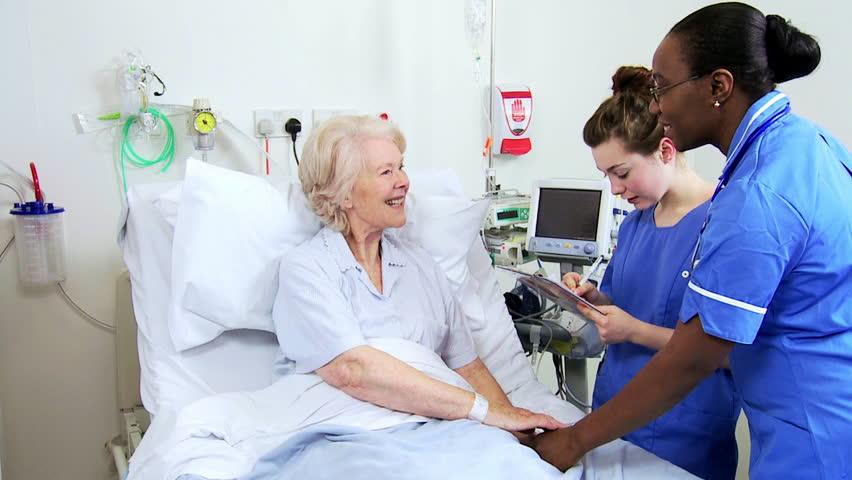 how to take care of bedridden elderly