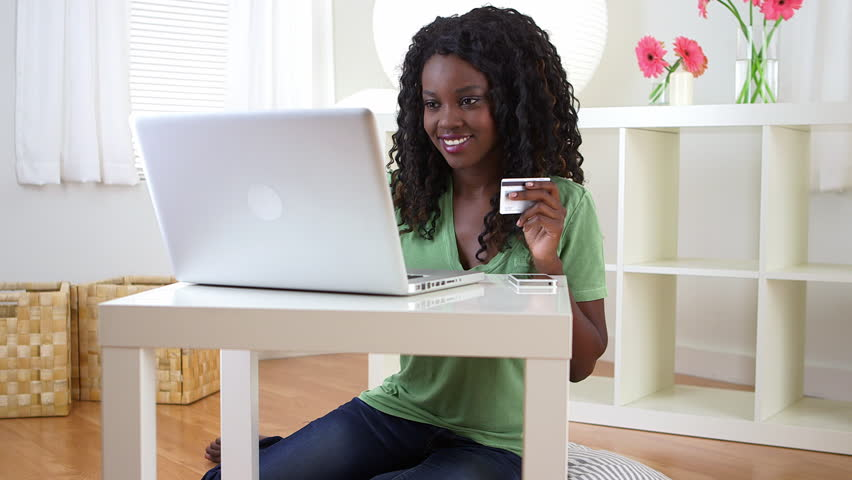 Image result for african girl typing with a computer