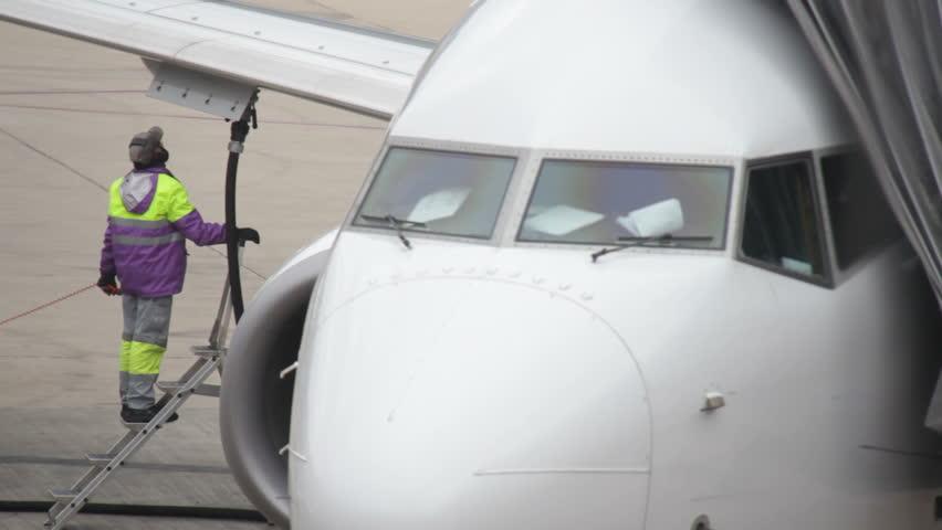 Airport ground services