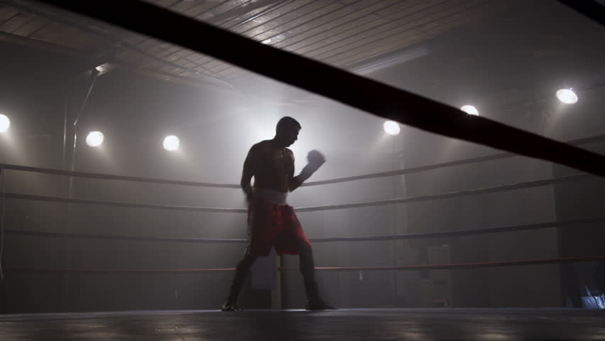 Header of boxing