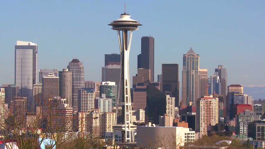 Image result for Space Needle in Seattle, United States