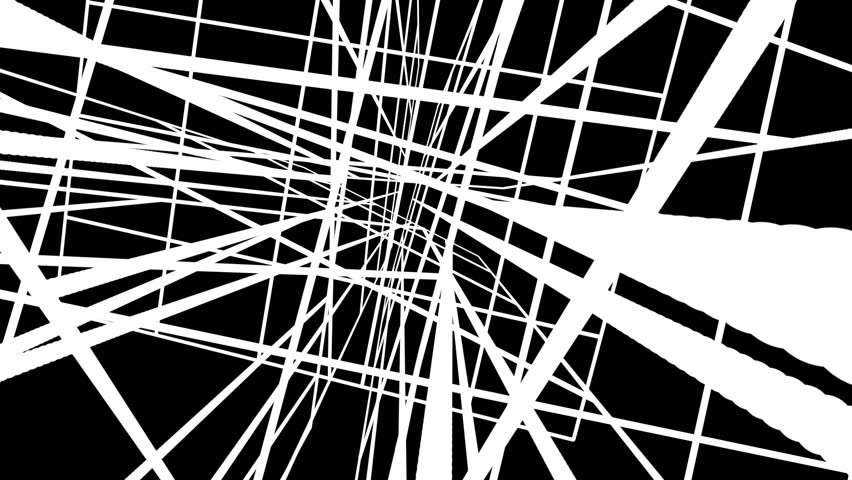 Abstract Optical Art Loop Stock Footage Video 3814022 ...