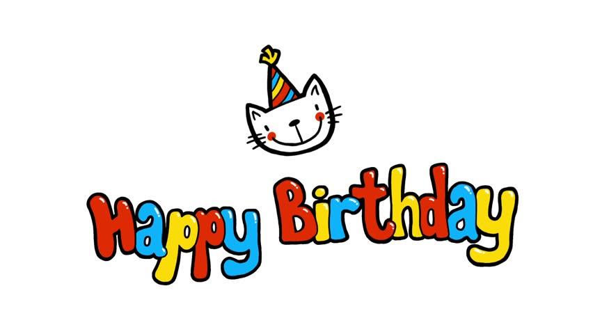 Birthday Invitation Stock Footage Video - Shutterstock