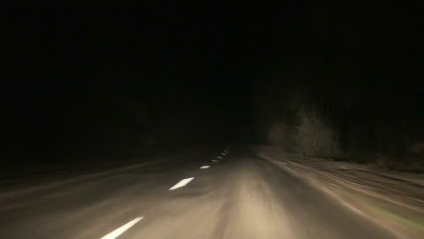 Night road | Shutterstock HD Video #5013188