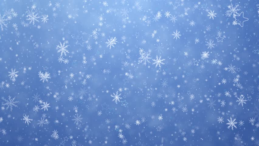 falling snowflakes snow background stock footage video