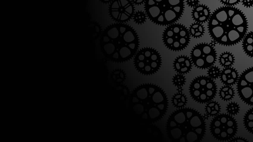 gears background white
