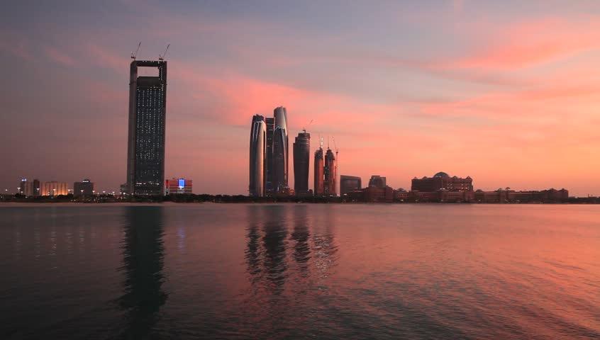 Header of Abu Dhabi