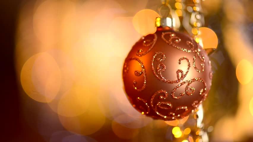 Twinkling Christmas Tree Lights