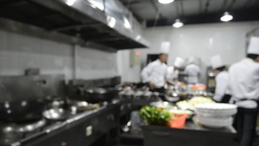 Restaurant Kitchen Video restaurant kitchen stock video footage | 9108392 within restaurant