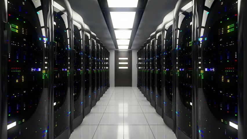 Blackout in server room  #5368298