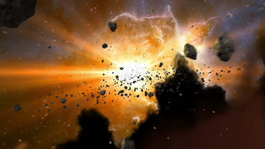 Birth of galaxies   Shutterstock HD Video #5531051
