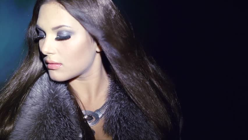 Fur coat Footage | Stock Clips