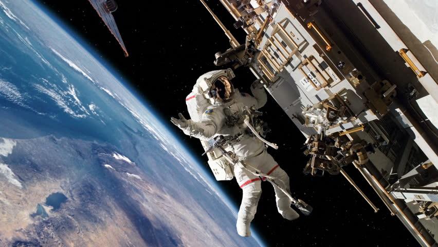 astronaut on spaceship - photo #13
