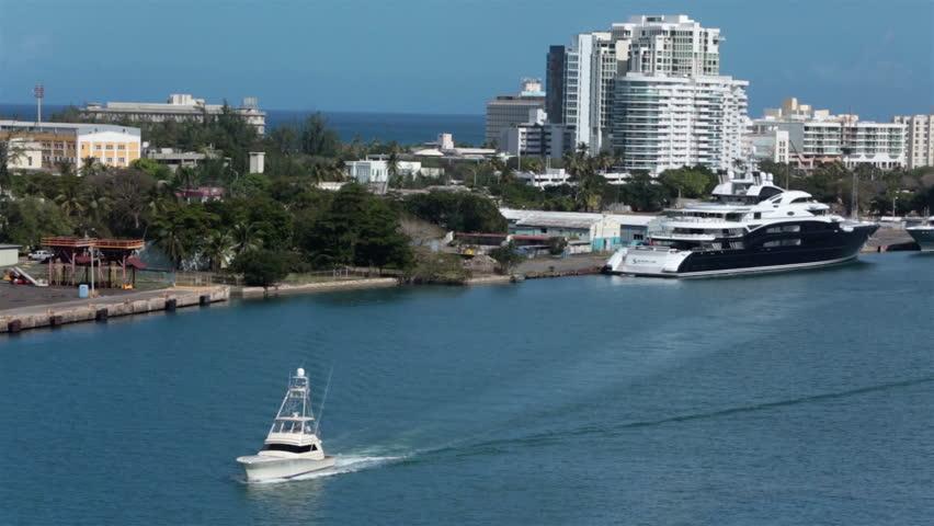 San Juan Puerto Rico Stock Footage Video Shutterstock