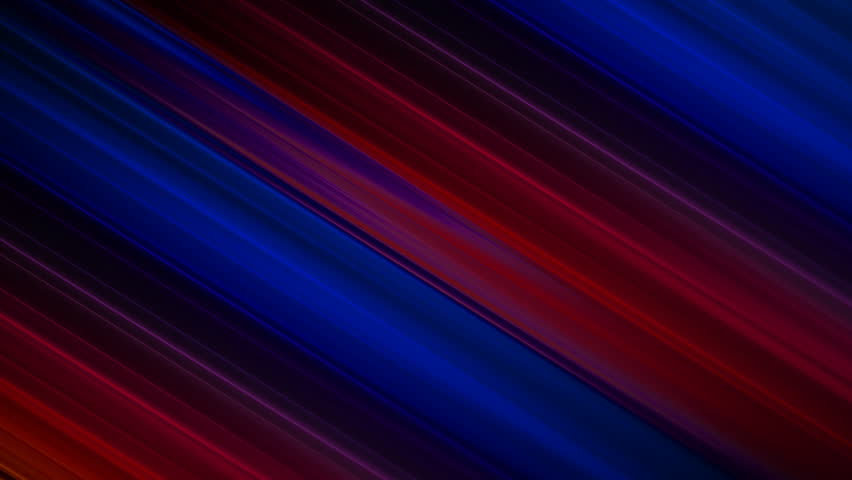 Simple Abstract Red And Blue Background Stock Footage