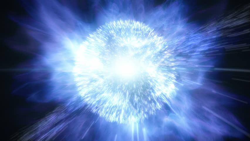 Big Bang Creation | Shutterstock Video #5806865