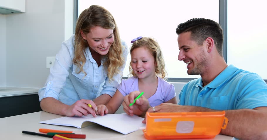 parent helping child with homework Parents can communicate about homework assignments, ask general questions, and even schedule parent-teacher conferences through the app (free ios, android) khan academy maybe your child's homework assignment or science project sparks something that you want to learn about.