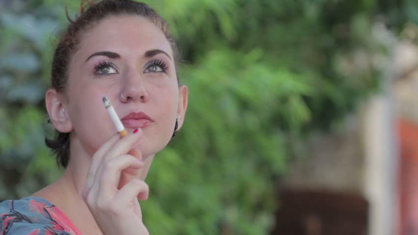 cigar smoking girl clips upornia