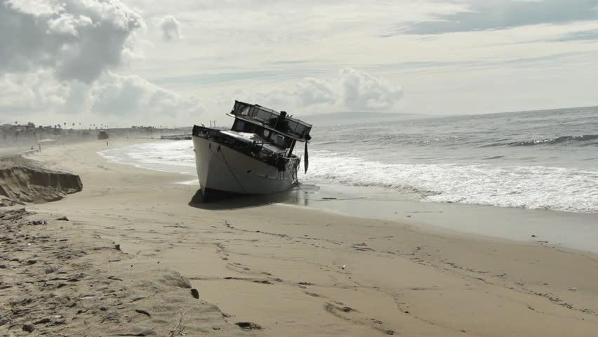 Header of aground