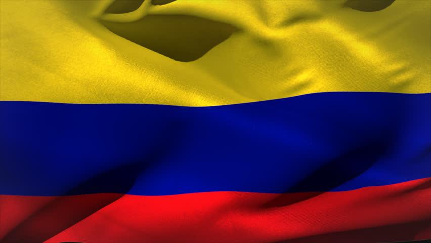 Resultado de imagem para flag colombia 3D