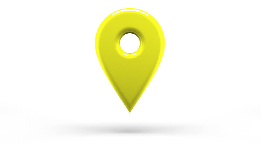 Location Position Icon Free Vector Graphic On Pixabay: Location Icon Pop Up Animation Stock Footage Video
