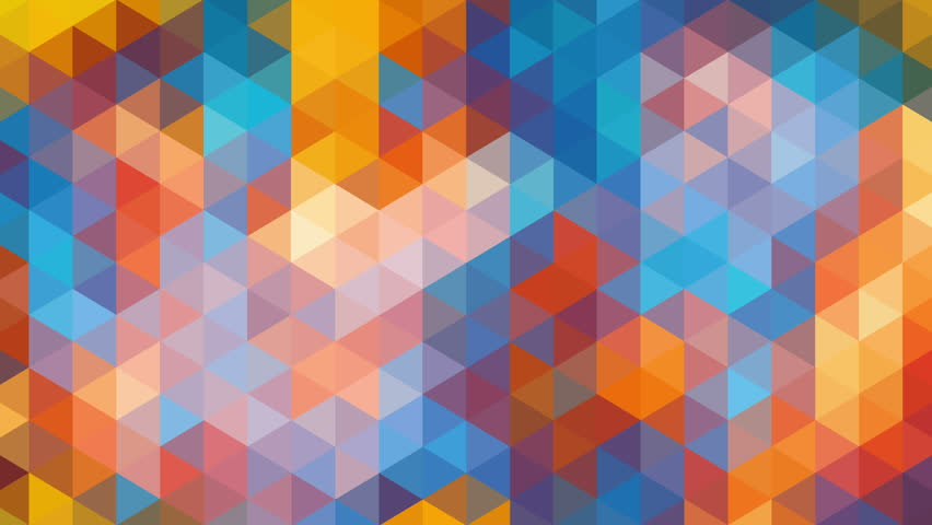 colorful shapes background created - photo #4