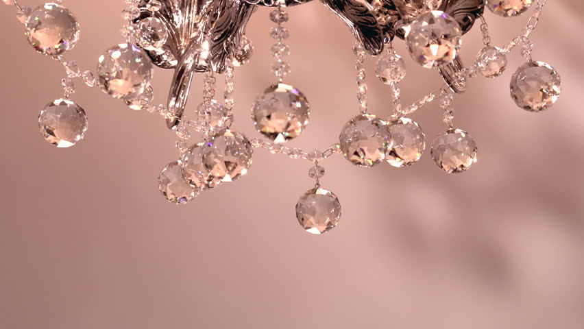 Crystal Chandelier Luxury Crystals Of A Classic Chandelier Close – Close to Ceiling Crystal Chandelier