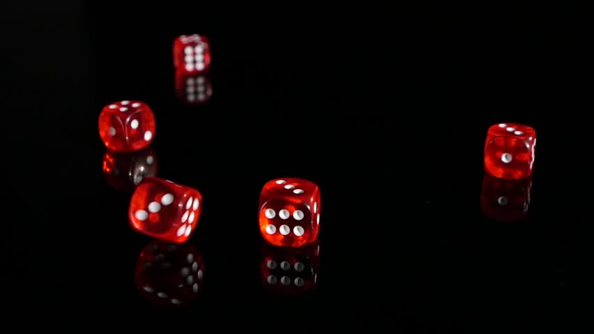 Rolling dices casino 04 hd 3d animation of five for Asino amiatino