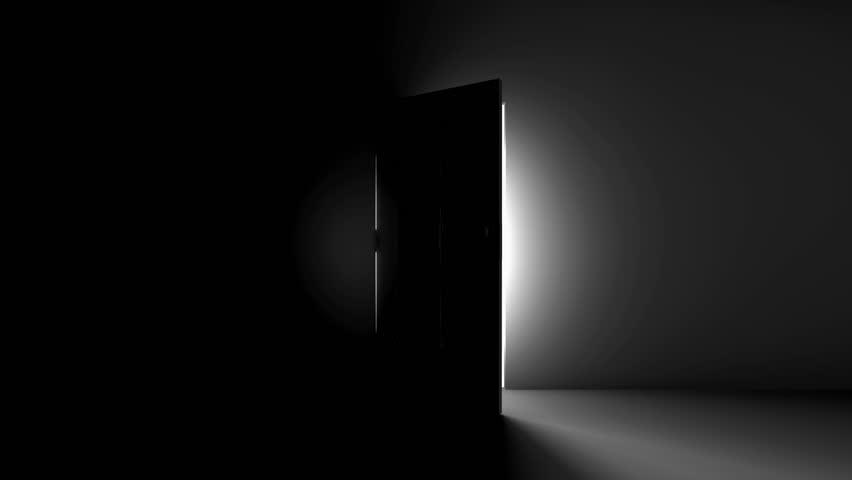 Opening Door To Heaven Stock Footage Video 2125889 ...