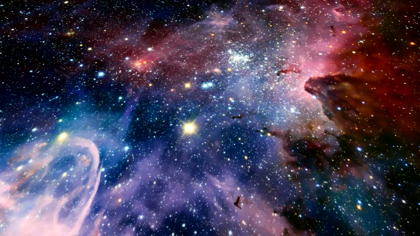 Space Travel Stock Footage Video 12962771 - Shutterstock