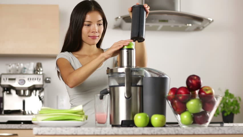 Slow Juicer Female Daily : Few cons, husband and tefal kuvings centrifugal juicer juicer