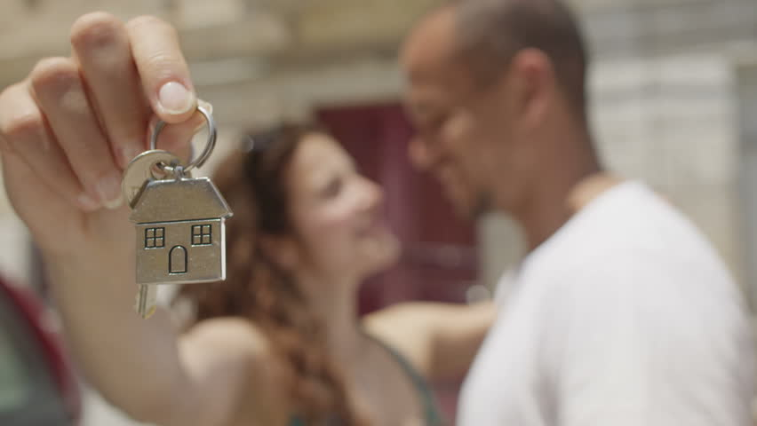Key to a new home! | Shutterstock HD Video #7617223