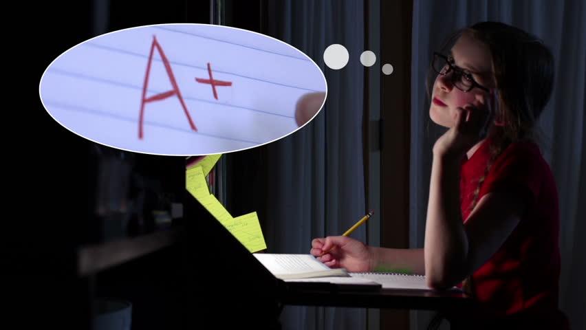 I Like Doing Homework At Night - image 5