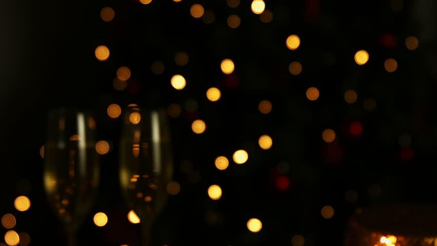 Golden Happy new Year 2015 sign | Shutterstock HD Video #8426584