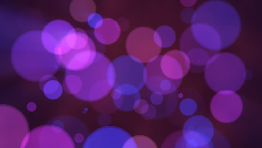 Abstract Circles Motion Mauve Purple Background Loop | Shutterstock HD Video #8432623