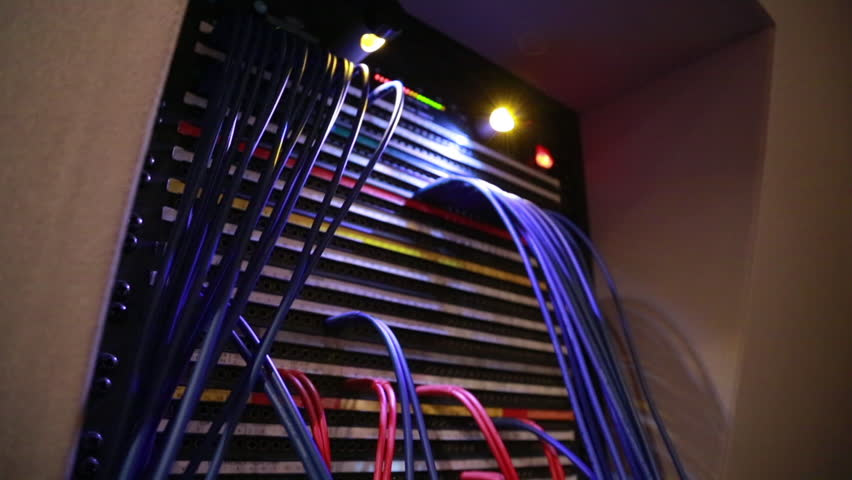 wires connected to a mixing console a party in a nightclub tilt down of audio console wiring 1080p hd hd stock video clip