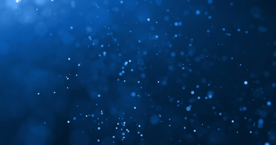 4K 60fps Spawn Particles Blue Emitter Motion Backgorund - YouTube