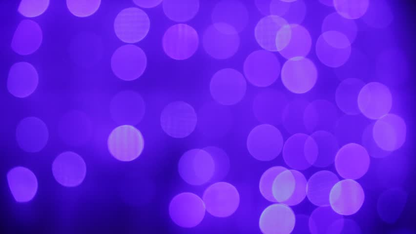 Abstract Motion Background - Blue Bokeh | Shutterstock HD Video #8495560