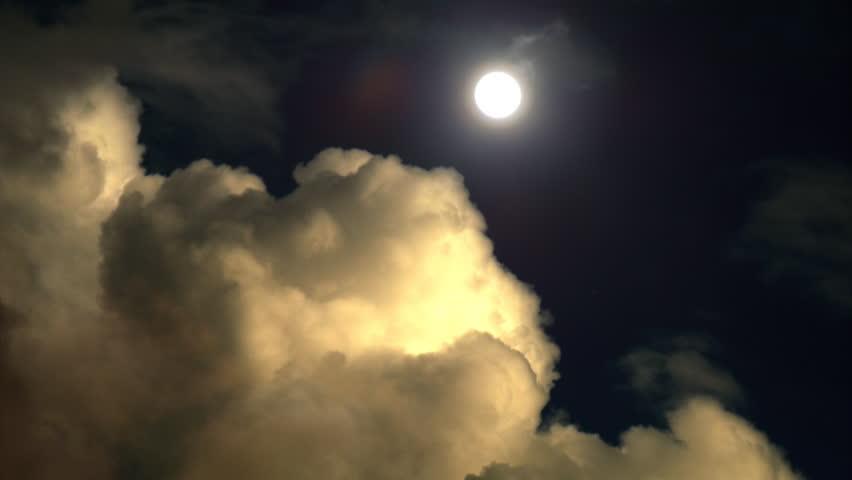 Dark clouds time lapse   Shutterstock HD Video #8694454