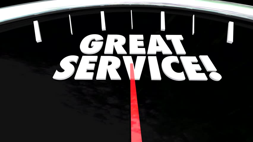 Listen to Customers Anticipate Needs Above Beyond Great Service Speedometer | Shutterstock HD Video #8720302