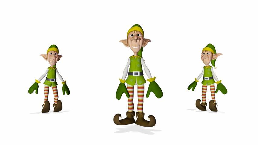 Header of Elves